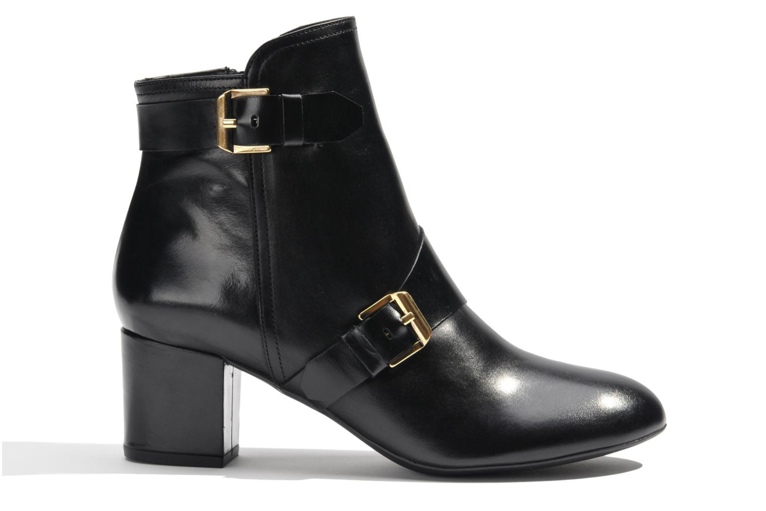 Ankle boots Made by SARENZA Chantilly Chérie #4 Black detailed view/ Pair view