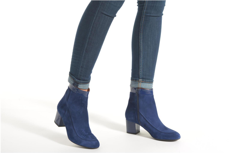 Boots en enkellaarsjes Made by SARENZA Queens Cross #17 Blauw onder