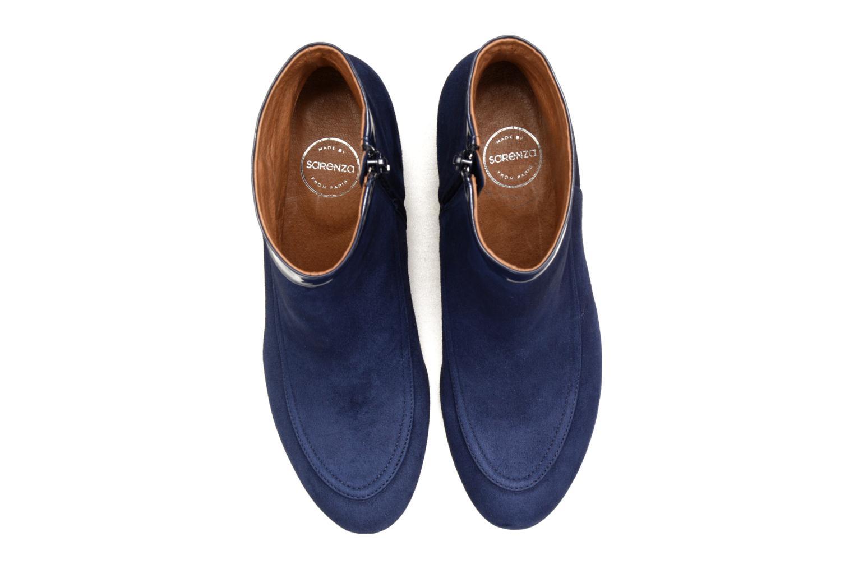 Boots Made by SARENZA Queens Cross #17 Blå bild av skorna på