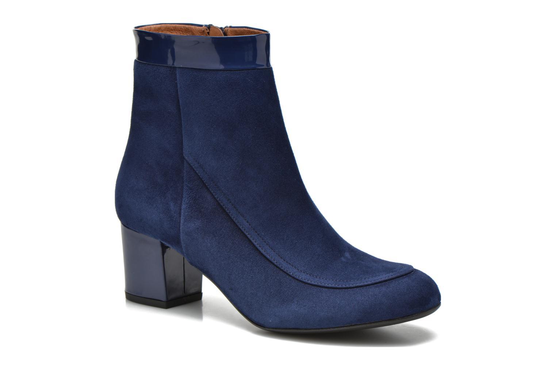Boots en enkellaarsjes Made by SARENZA Queens Cross #17 Blauw rechts