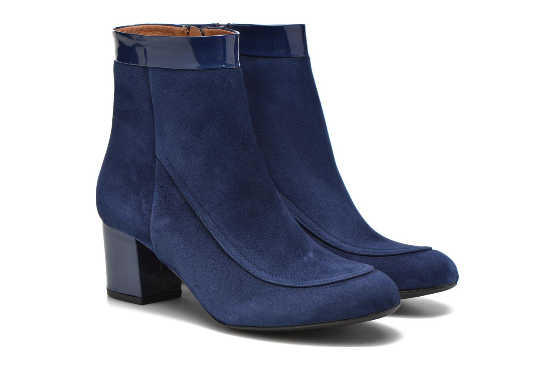 Boots Made by SARENZA Queens Cross #17 Blå bild från baksidan