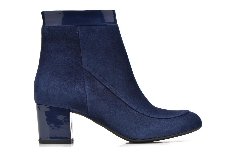Boots Made by SARENZA Queens Cross #17 Blå detaljerad bild på paret