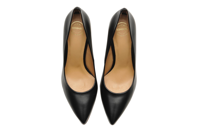 High heels Made by SARENZA Glaçons citrons #16 Black model view