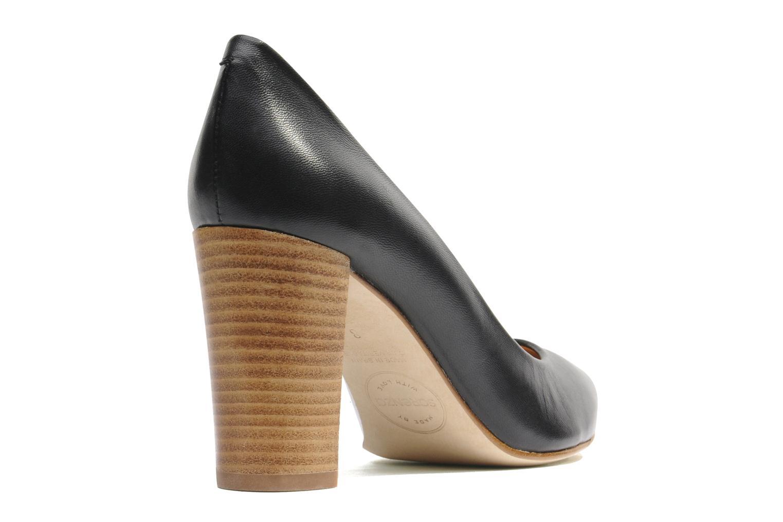 High heels Made by SARENZA Glaçons citrons #16 Black front view