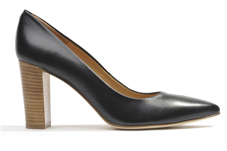 High heels Made by SARENZA Glaçons citrons #16 Black detailed view/ Pair view
