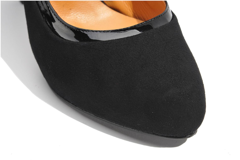 Zapatos de tacón Made by SARENZA Flore Thirties #13 Negro vista de arriba