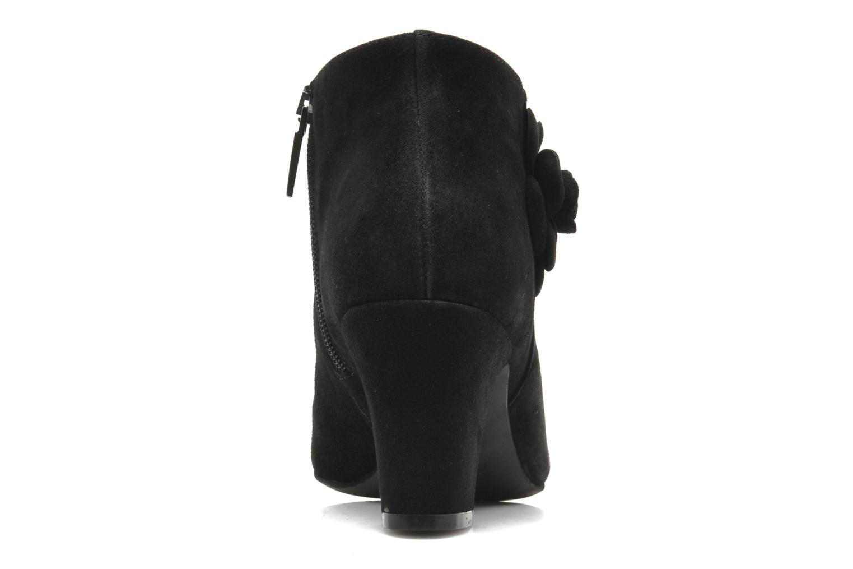 Bottines et boots Perlato Paddy Noir vue droite