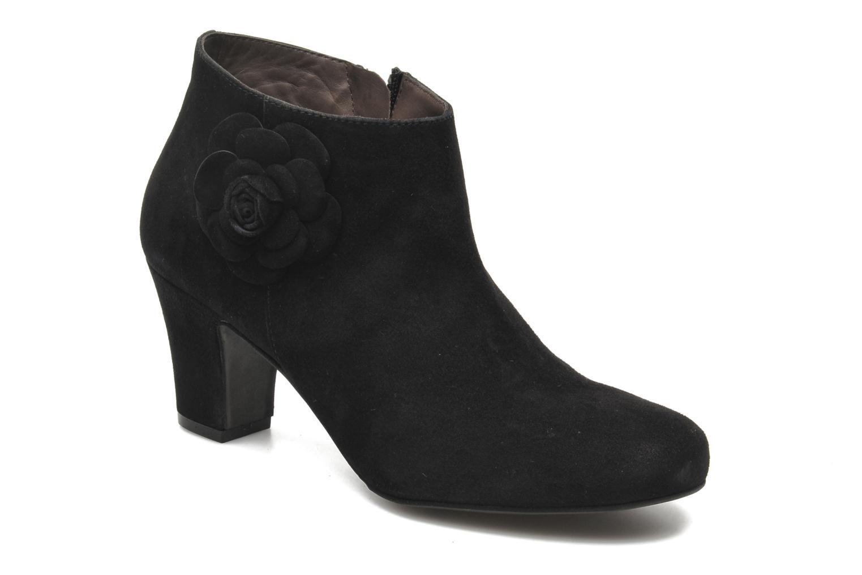 Bottines et boots Perlato Paddy Noir vue détail/paire