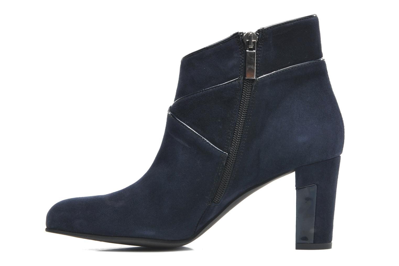 Bottines et boots Perlato Piwi Bleu vue face