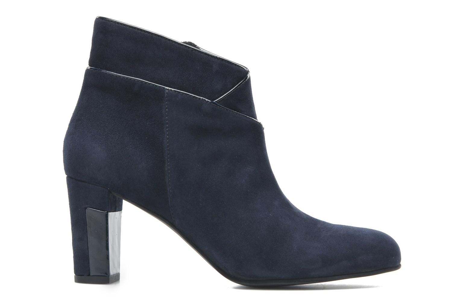 Ankle boots Perlato Piwi Blue back view