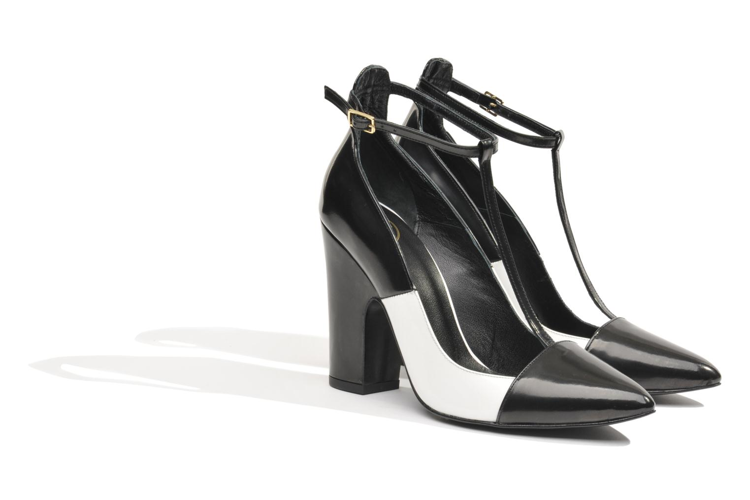 High heels Made by SARENZA Monceau #7 White view from the right