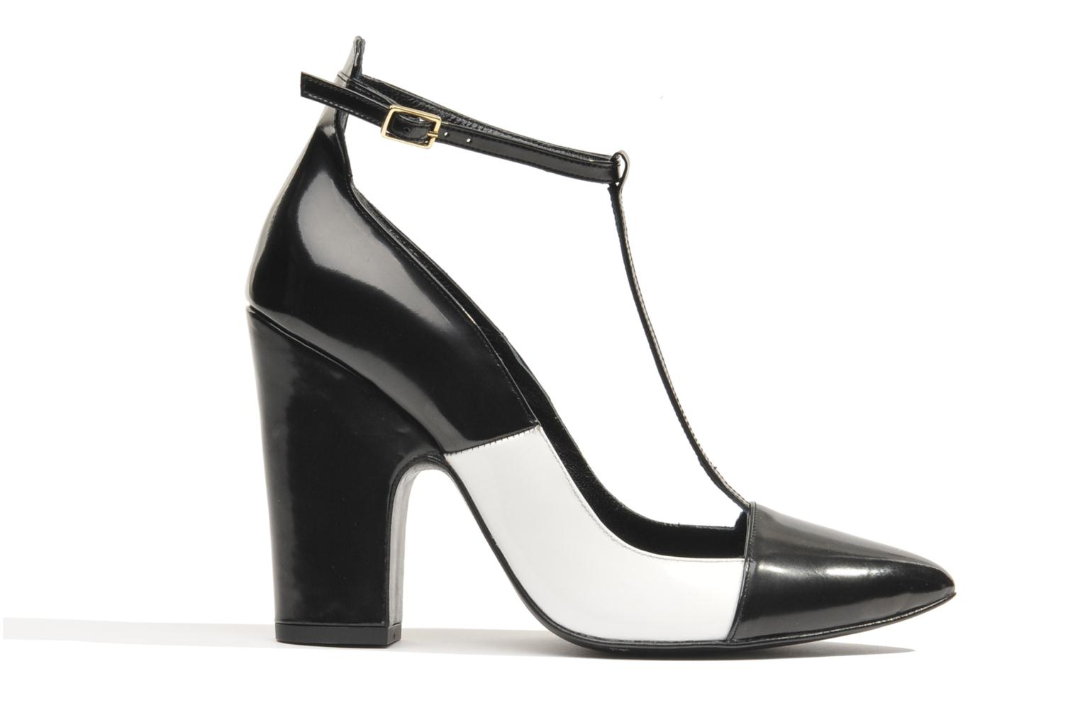 Pumps Made by SARENZA Monceau #7 Wit detail