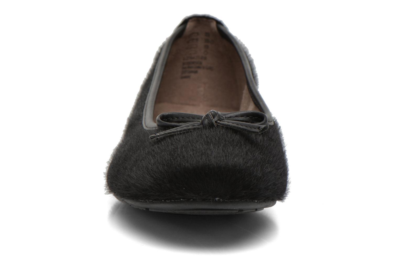 Ballet pumps Jana shoes Lila Black model view