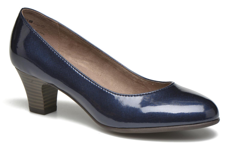 Pumps Jana shoes Anis blau detaillierte ansicht/modell