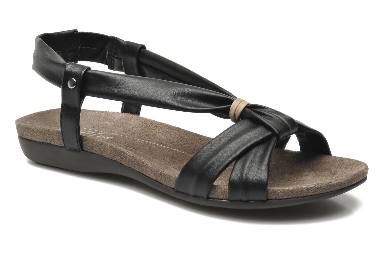Sandalen Jana shoes Jana schwarz detaillierte ansicht/modell