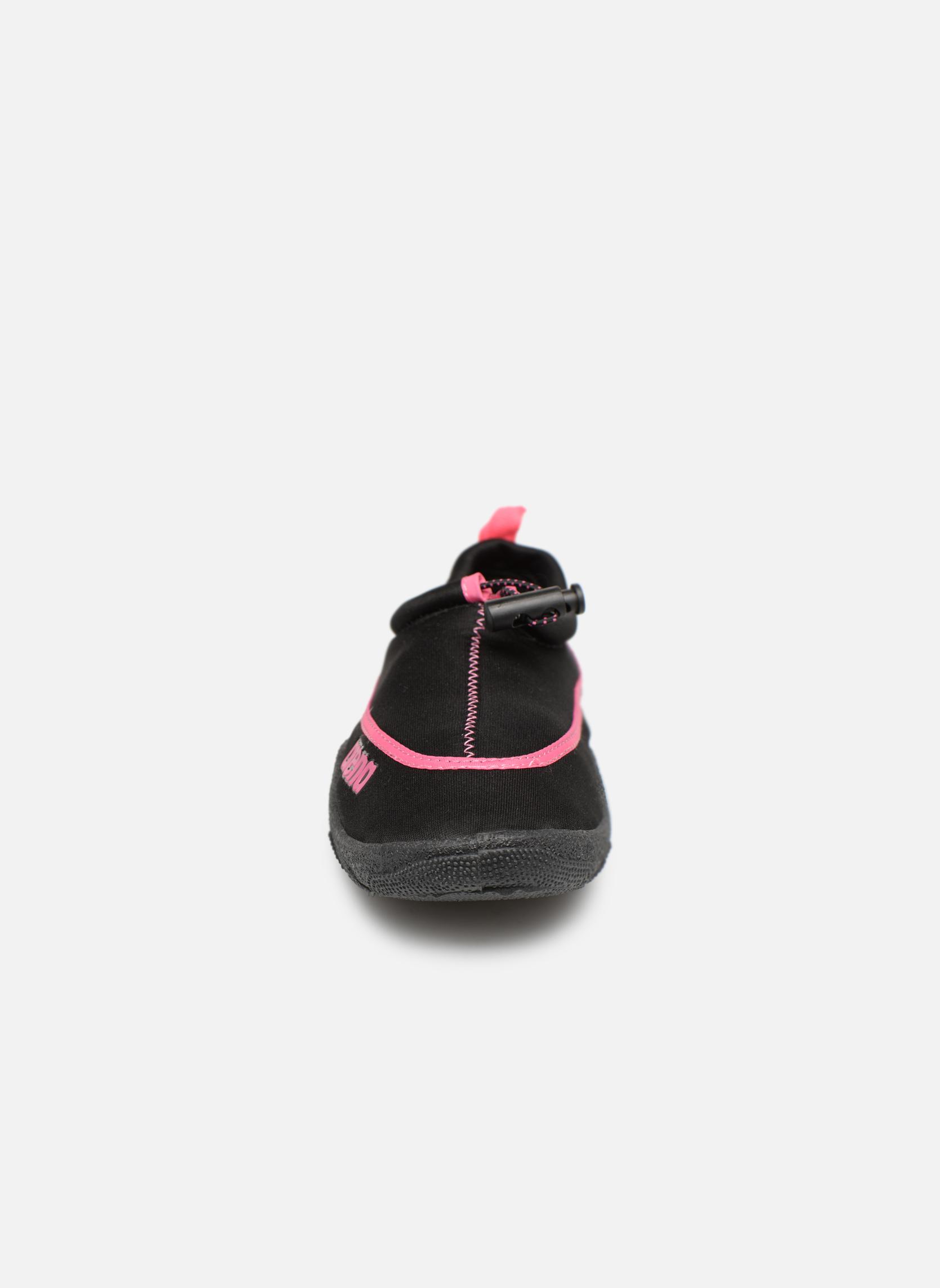 Chaussures de sport Arena Bow Woman Noir vue portées chaussures