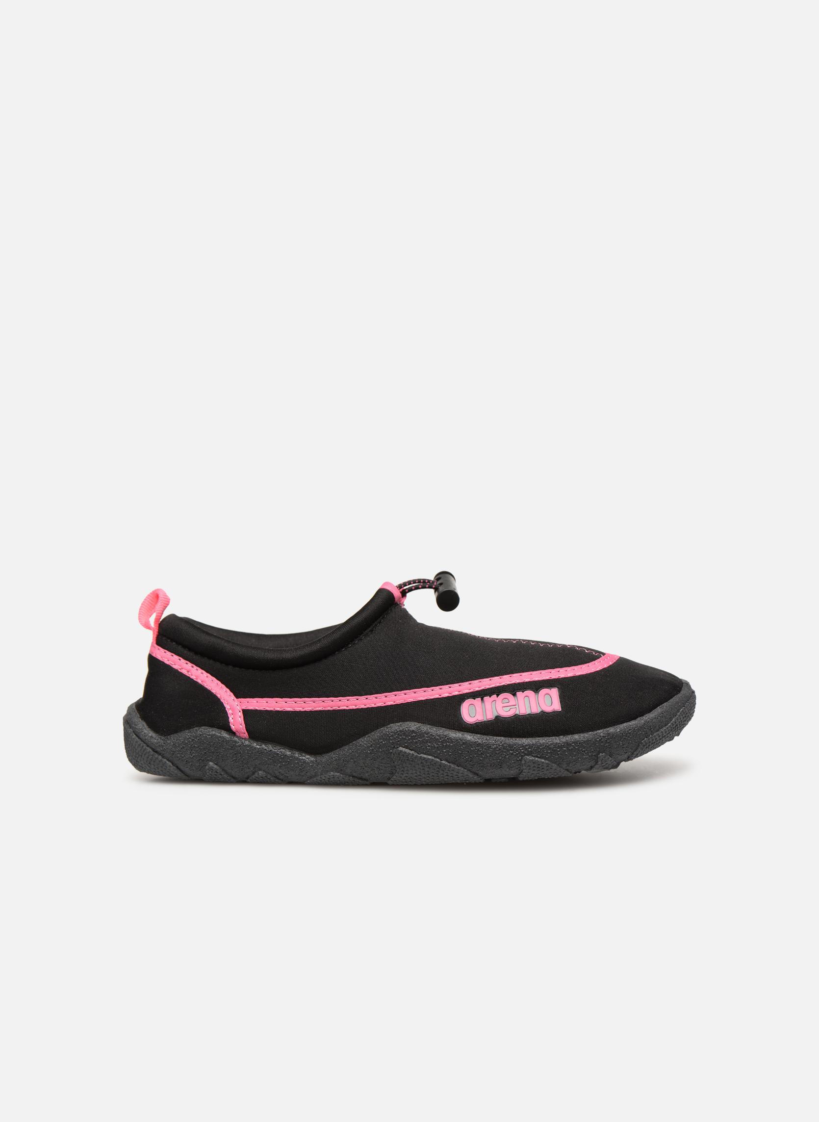 Chaussures de sport Arena Bow Woman Noir vue derrière