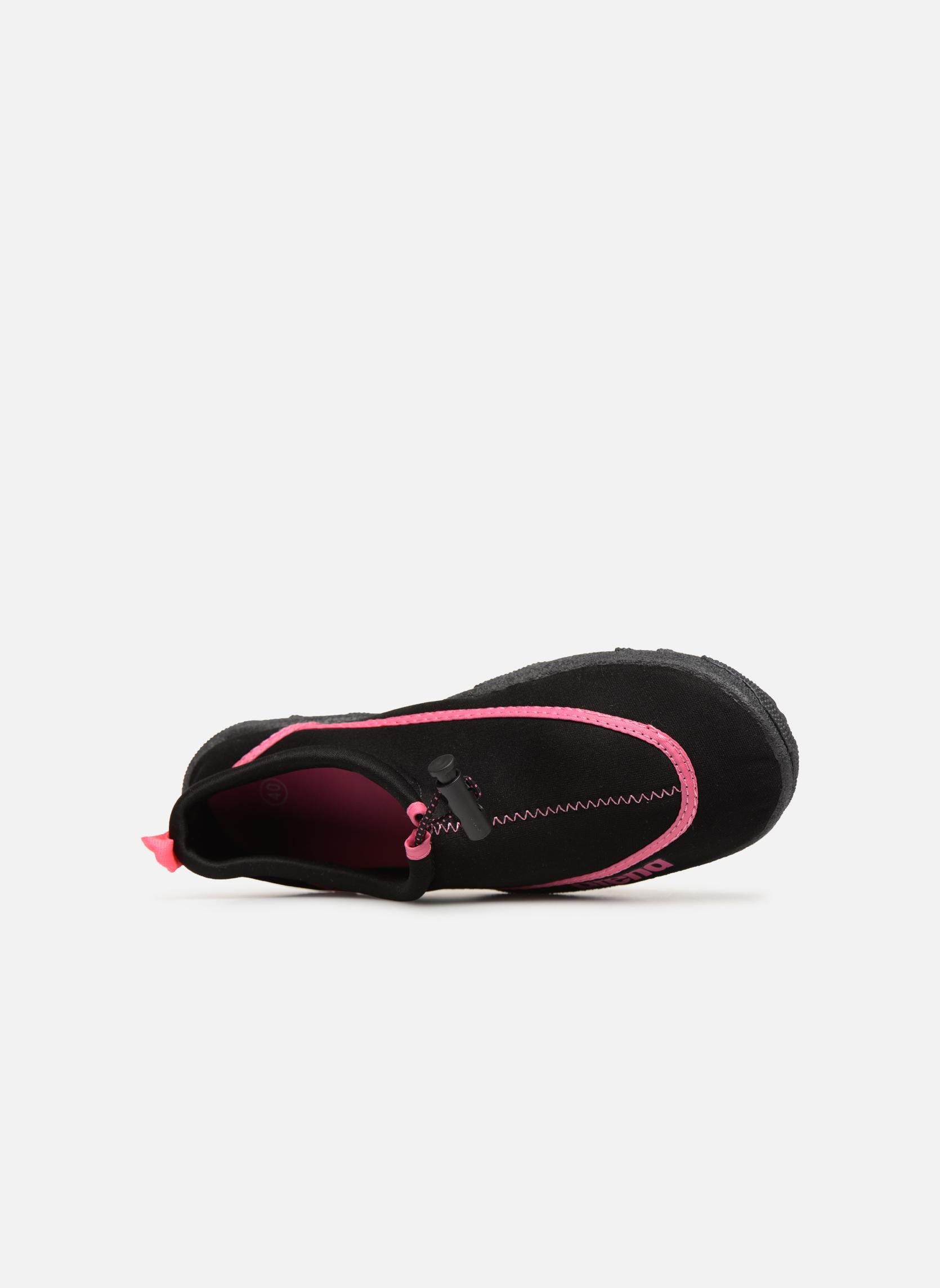 Chaussures de sport Arena Bow Woman Noir vue gauche