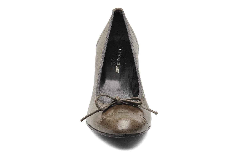Escarpins Elizabeth Stuart Silva 339 Marron vue portées chaussures