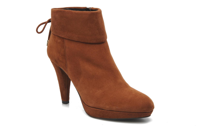 Stiefeletten & Boots JB MARTIN Hussard braun detaillierte ansicht/modell