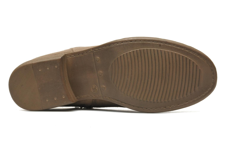 Botines  I Love Shoes Thiroir Beige vista de arriba