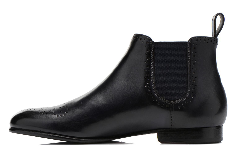 Bottines et boots Melvin & Hamilton Sally 16 Bleu vue face