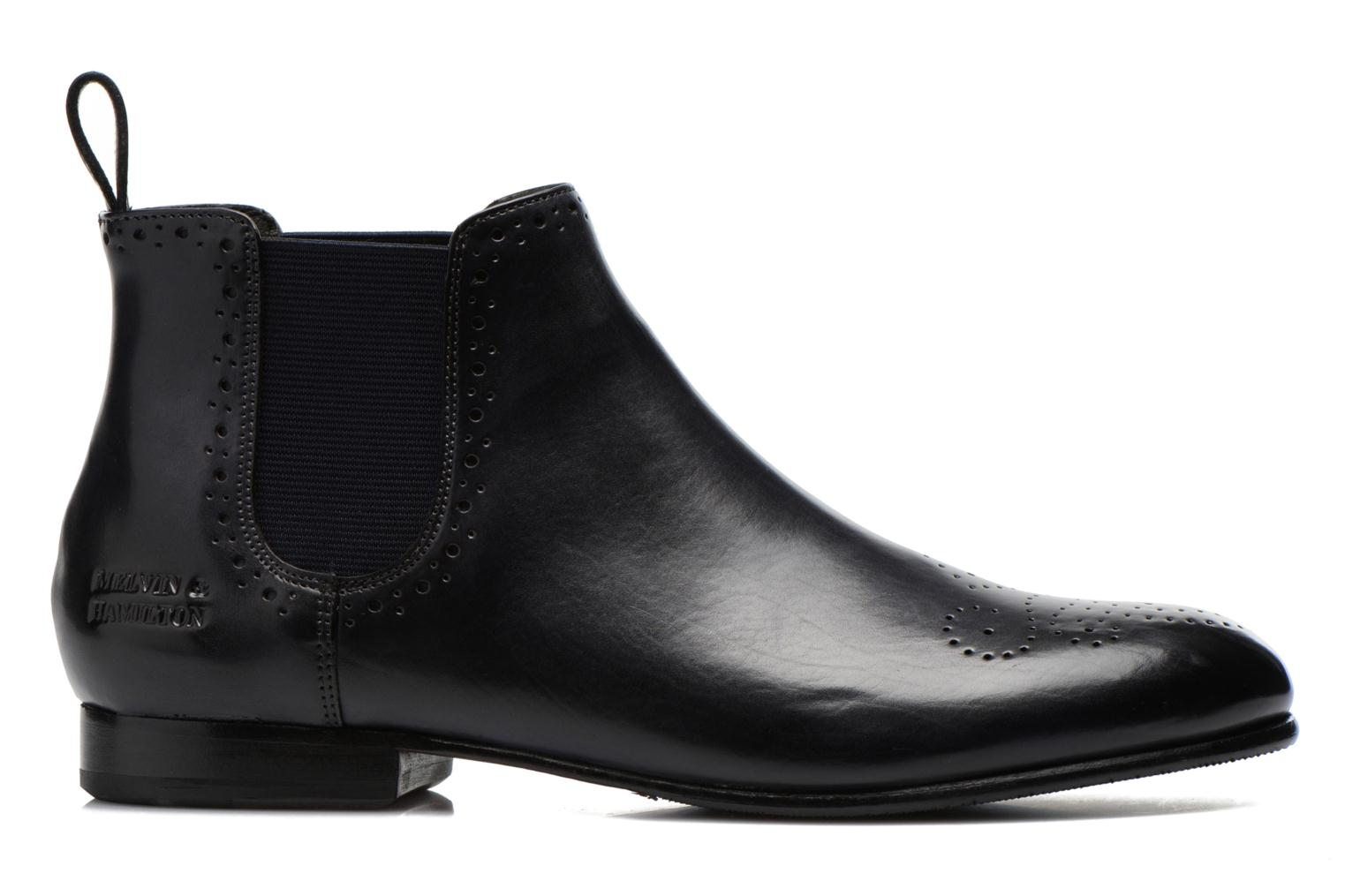 Ankle boots Melvin & Hamilton Sally 16 Blue back view