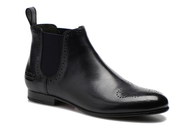 Boots en enkellaarsjes Melvin & Hamilton Sally 16 Blauw detail