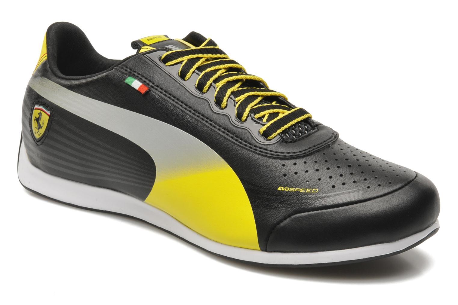 Sneakers Puma evoSPEED Lo SF 1.2 Zwart detail