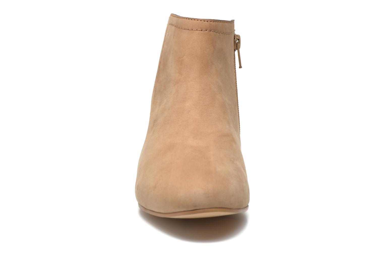 Bottines et boots Aldo AFALERI Beige vue portées chaussures