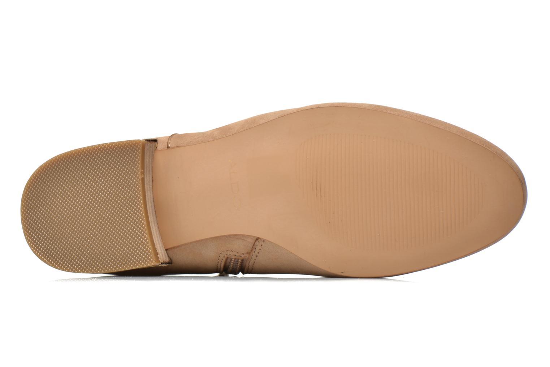 Stiefeletten & Boots Aldo AFALERI beige ansicht von oben