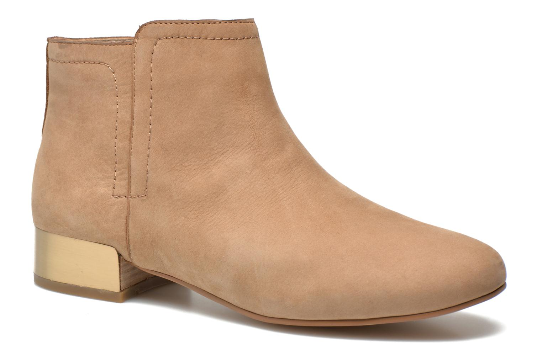 Bottines et boots Aldo AFALERI Beige vue détail/paire