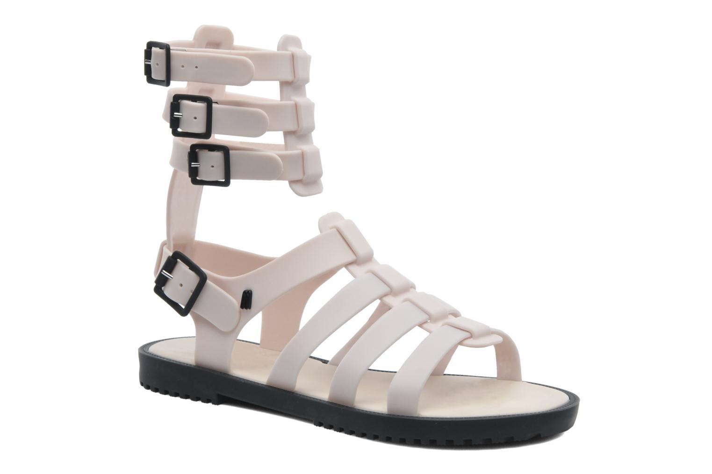 Sandaler Melissa Melissa Flox Special Sp Ad Hvid detaljeret billede af skoene