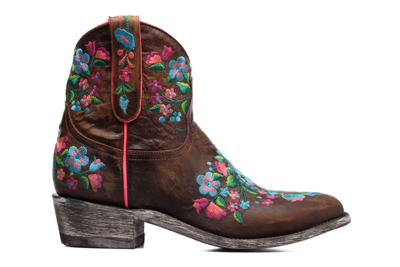 Boots en enkellaarsjes Mexicana Sorazipper Multicolor achterkant