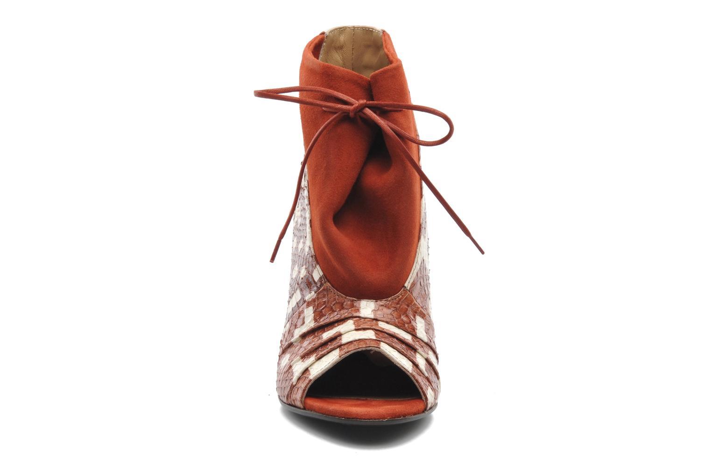 Stiefeletten & Boots MySuelly Julie2 braun schuhe getragen