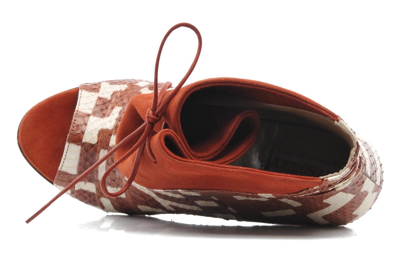 Stiefeletten & Boots MySuelly Julie2 braun ansicht von links