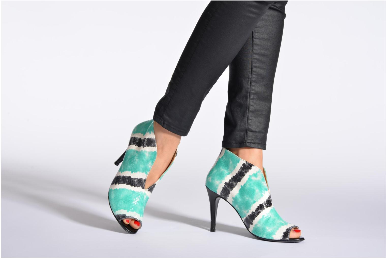 Stiefeletten & Boots MySuelly Lola2 schwarz ansicht von unten / tasche getragen
