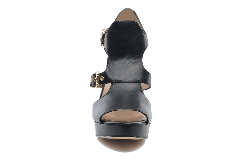 Sandales et nu-pieds Liu Jo Sandale Marianne II Noir vue portées chaussures