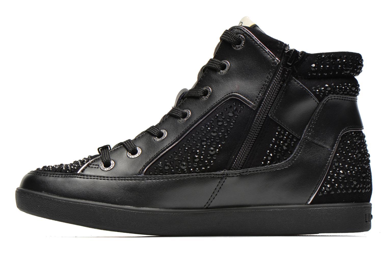 Baskets Liu Jo Sneaker Alta Aura Noir vue face