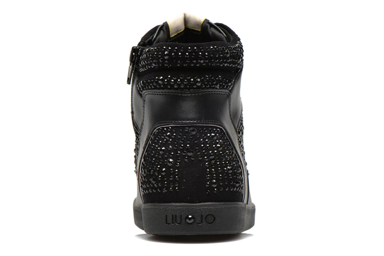 Sneaker Alta Aura Nero
