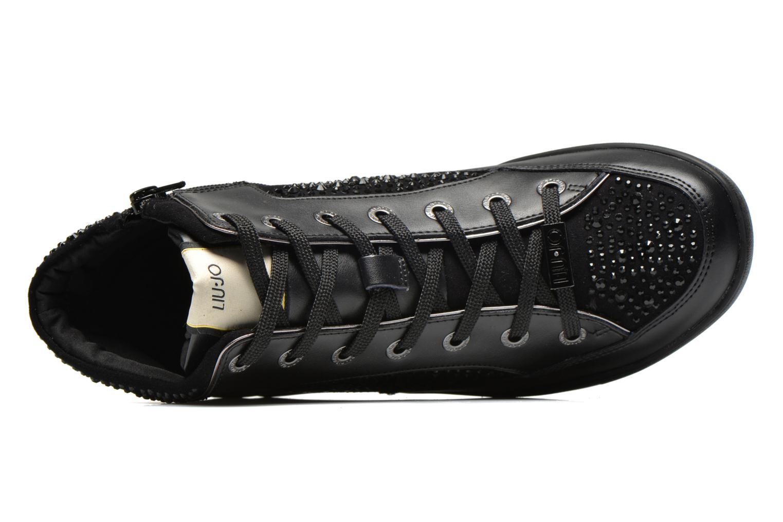 Baskets Liu Jo Sneaker Alta Aura Noir vue gauche