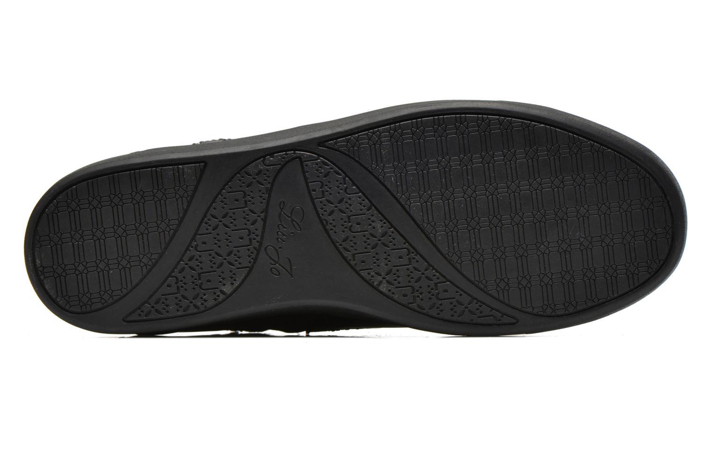 Baskets Liu Jo Sneaker Alta Aura Noir vue haut