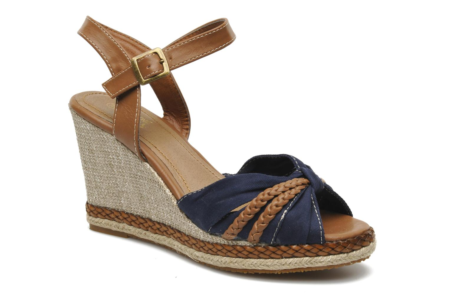 Marques Chaussure femme I Love Shoes femme Sukifo Navy