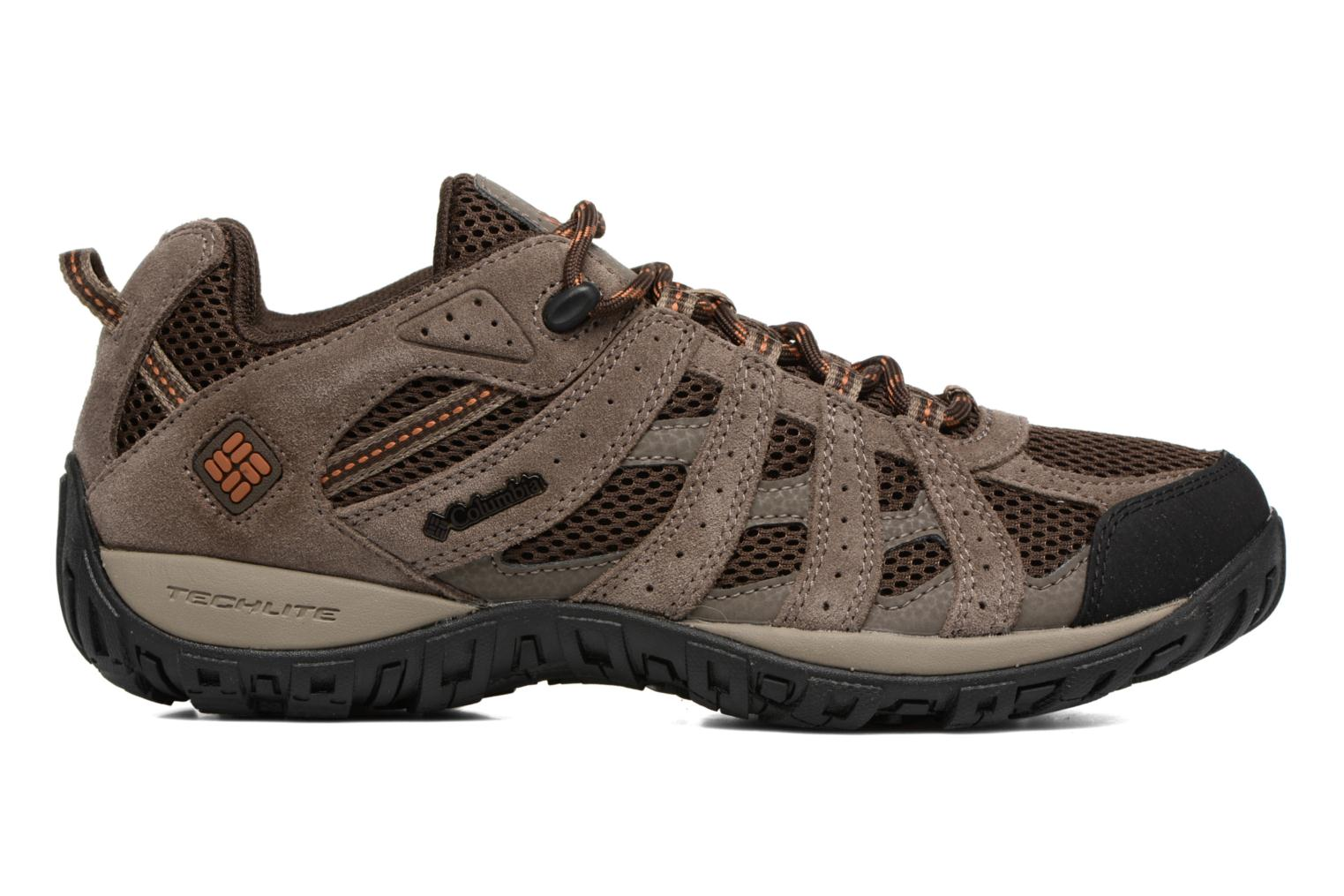 Sport shoes Columbia Redmond Brown back view