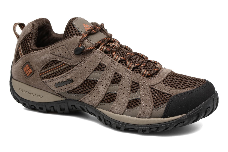 Chaussures de sport Columbia Redmond Marron vue détail/paire