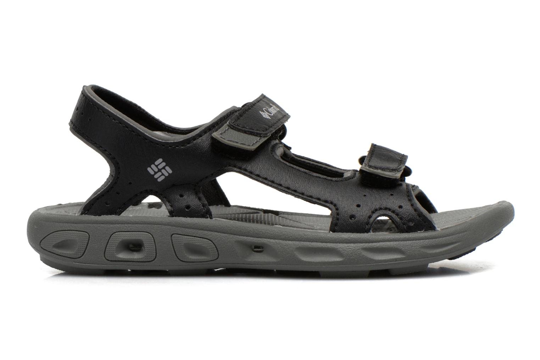 Sandals Columbia Childrens Techs Black back view