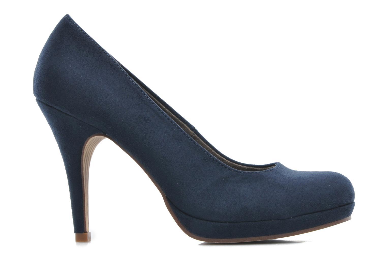 Zapatos de tacón Tamaris Romane Azul vistra trasera