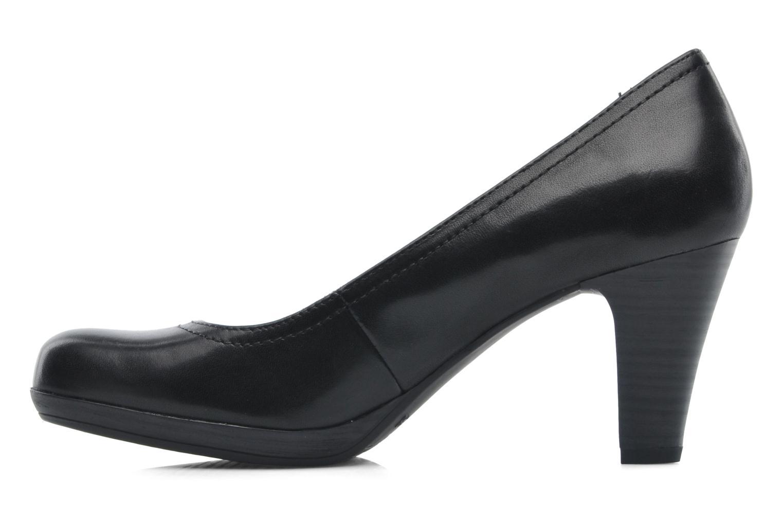 High heels Tamaris Kristy Black front view