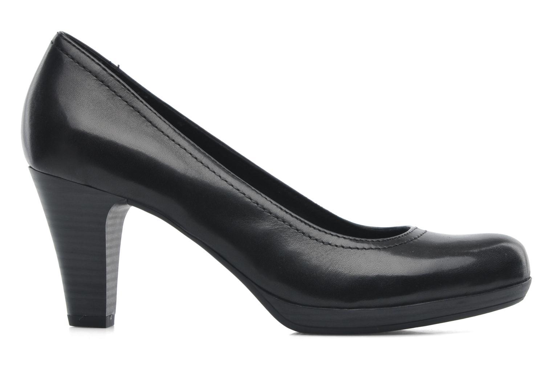 High heels Tamaris Kristy Black back view