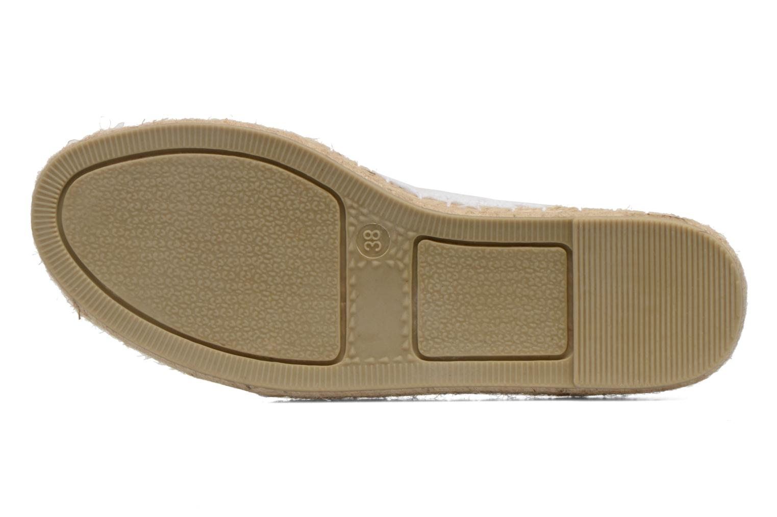 Espadrilles Colors of California Lara White view from above